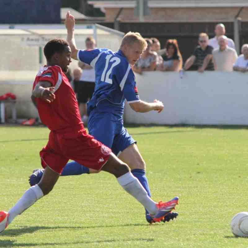 Lowestoft v Leiston