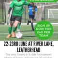 LYFC Summer tournament sign up sheet - Sign up now!