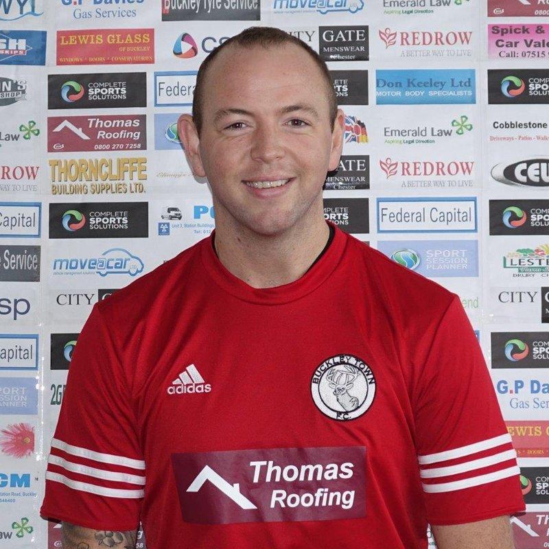 Player sponsor confirmed for player/assistant manager Dale Selvester