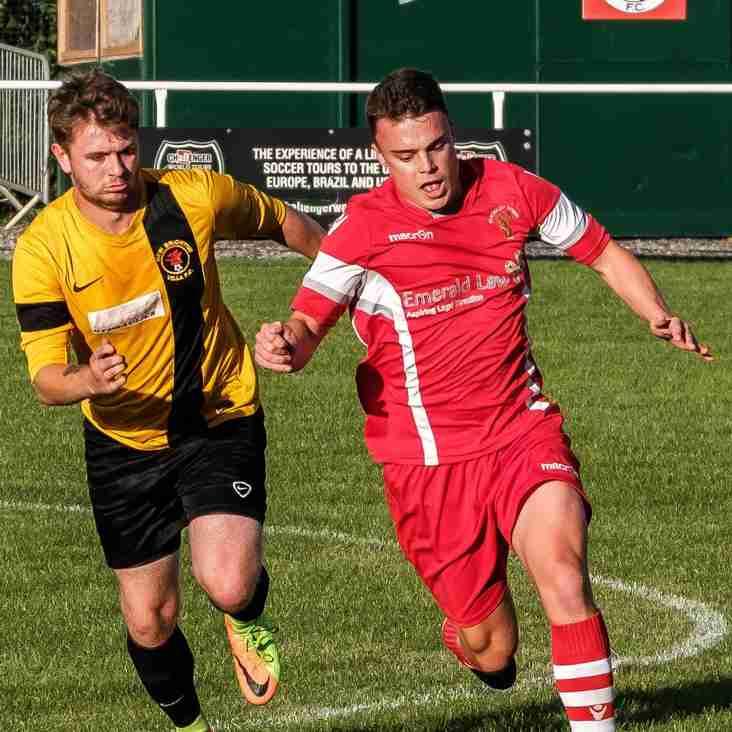 Buckley Town FC 6 - 0 New Brighton Villa FC
