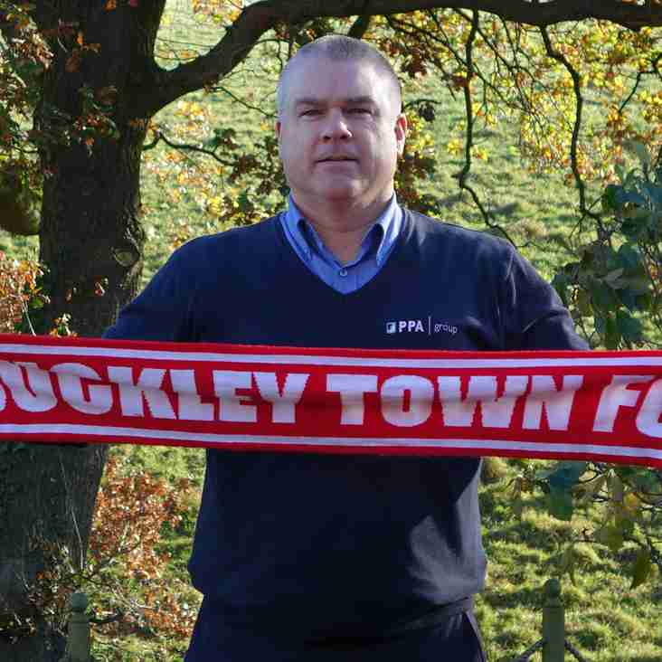 Buckley Town FC Chairman, Pete Gunson, is looking forward to the magic of a cup game on Saturday