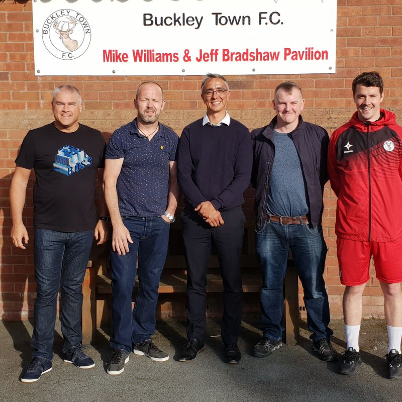 Buckley Town Veterans FC to play their home matches at the Globe this coming season