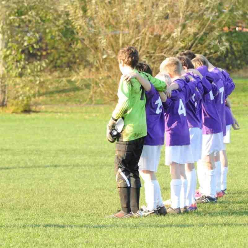 Towcester vs Vikings 13/11/11