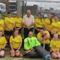 Llan & Llan 2nds vs. Abergavenny Hockey Club