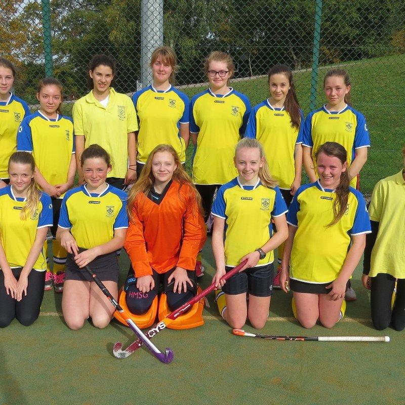 U15 Girls beat Radyr 0 - 13