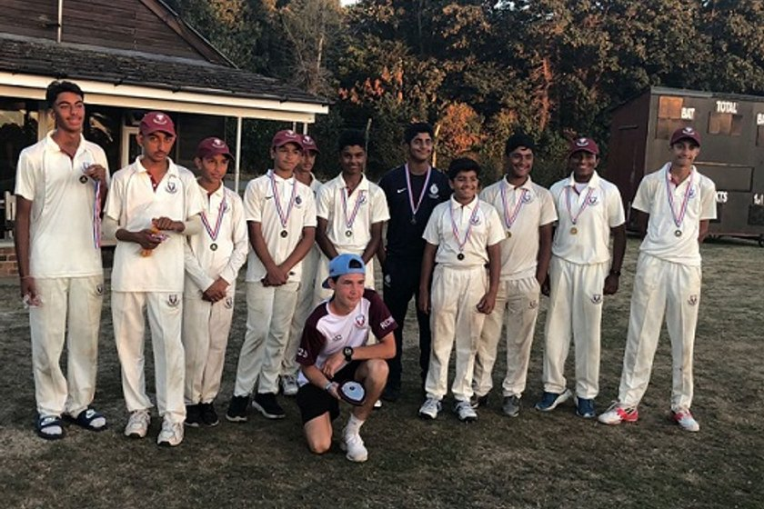 MCA U14s Finals Day Report