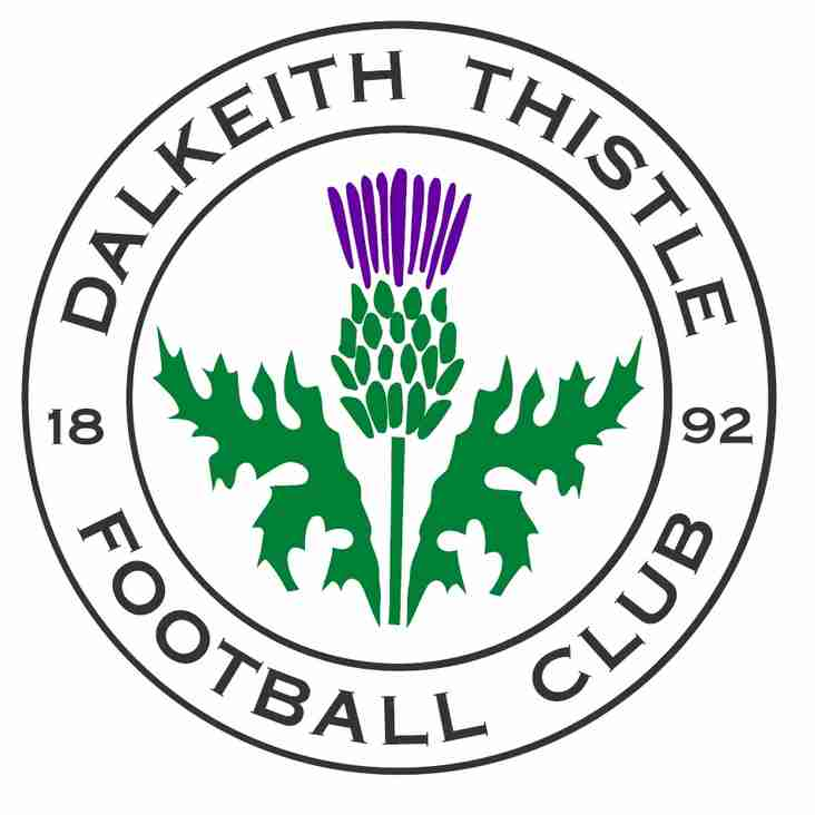 Club Announcement: East of Scotland League