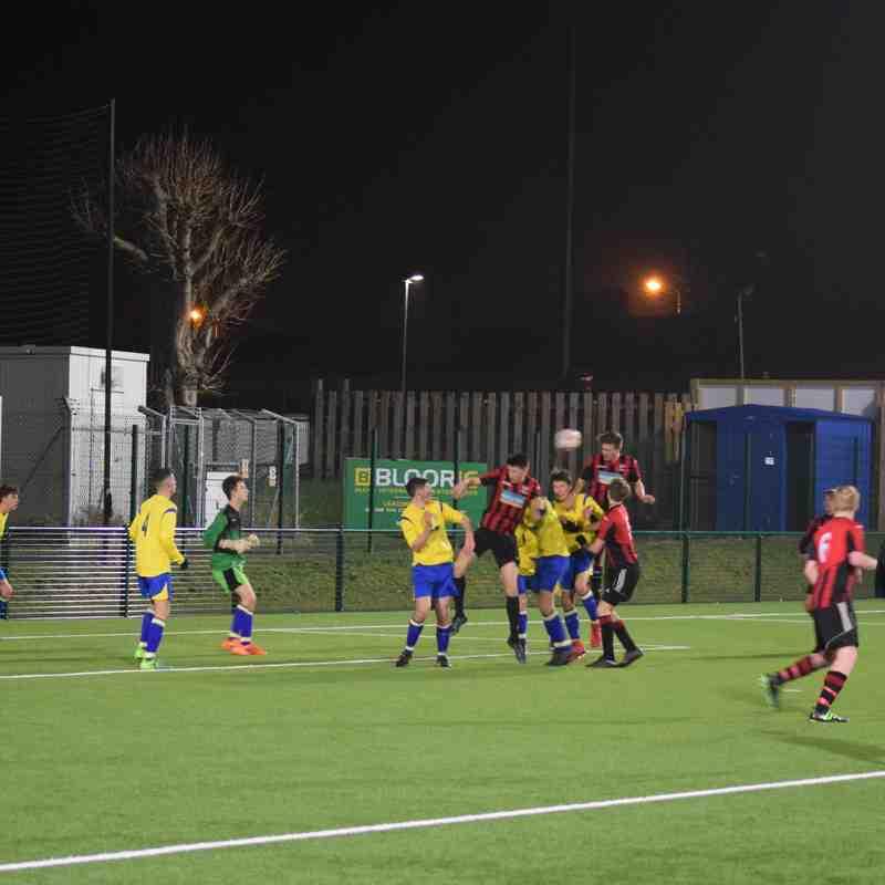 U18's v Newmarket 9/1/2018