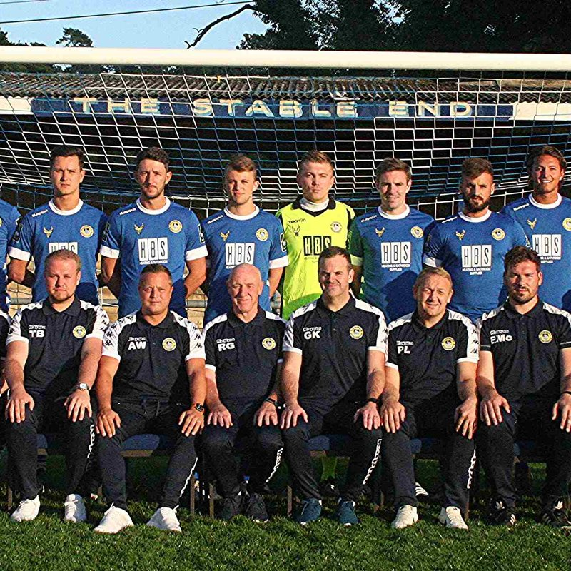 Hertford Town lose to Dereham Town 3 - 2