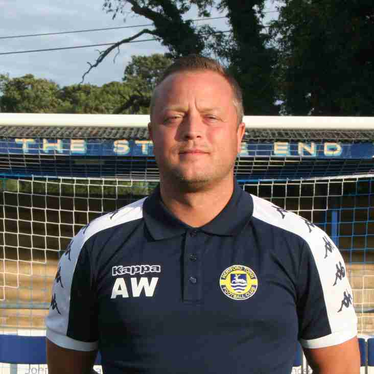 New Chairman of Hertford Town FC