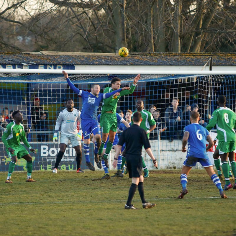 Blues go down to single-goal defeat
