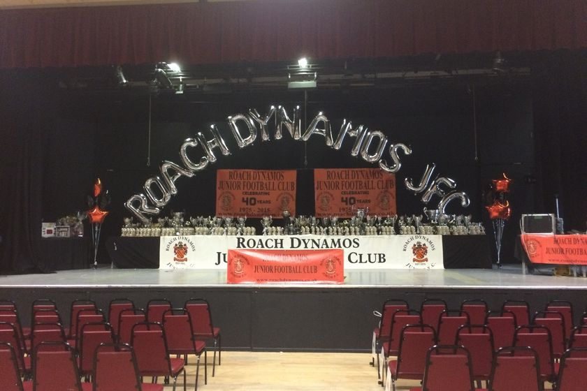Roach Dynamos JFC Club Presentation Day/Night