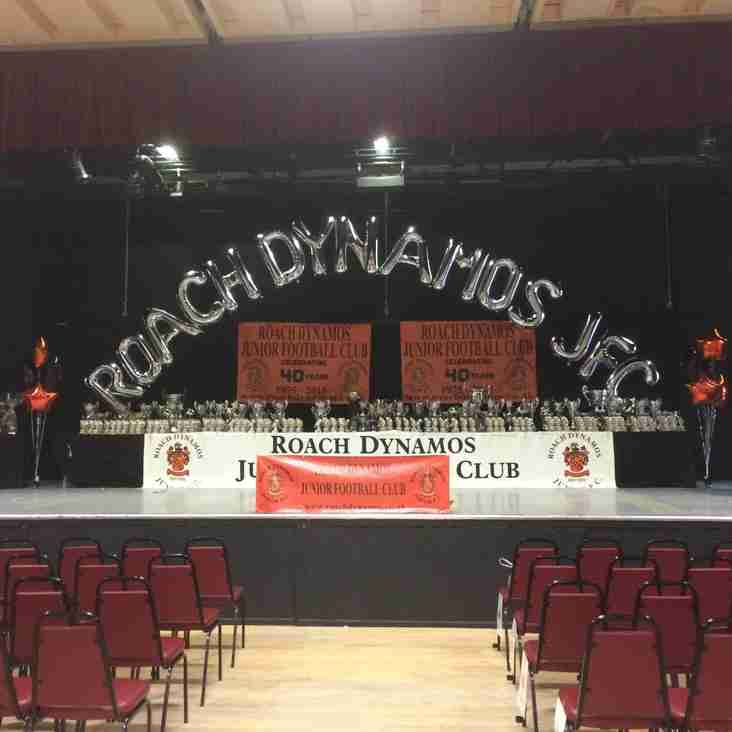 Roach Dynamos JFC Club Presentation Day/Night