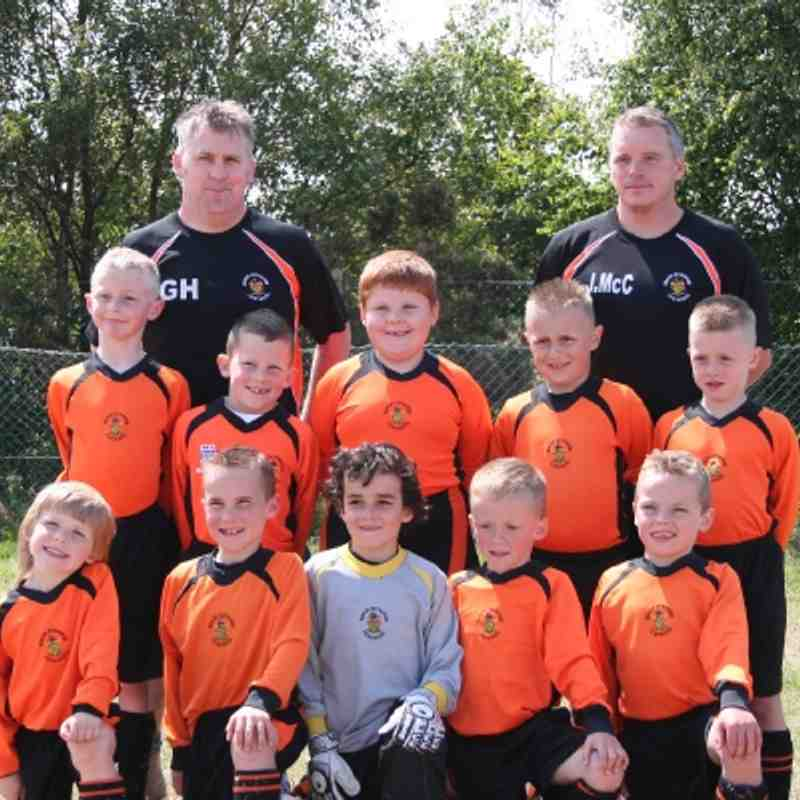 The Blackpool Tournament Invincibles 2011