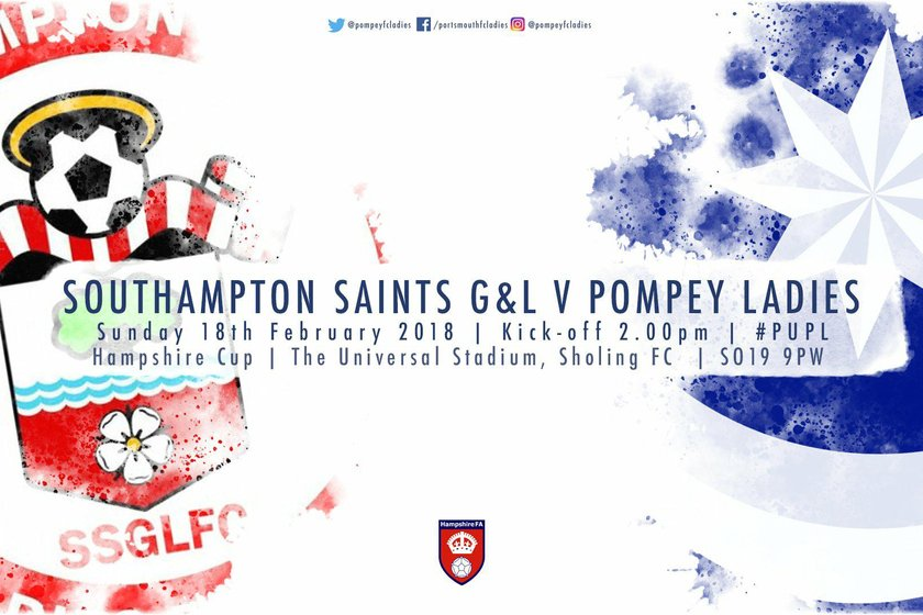 PREVIEW | Southampton Saints stand in the way in Hampshire Cup Semi-Final