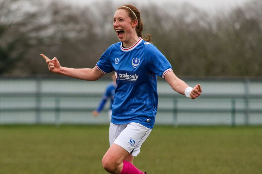 REPORT | Pompey Ladies beat Southampton and book Cup Final appearance