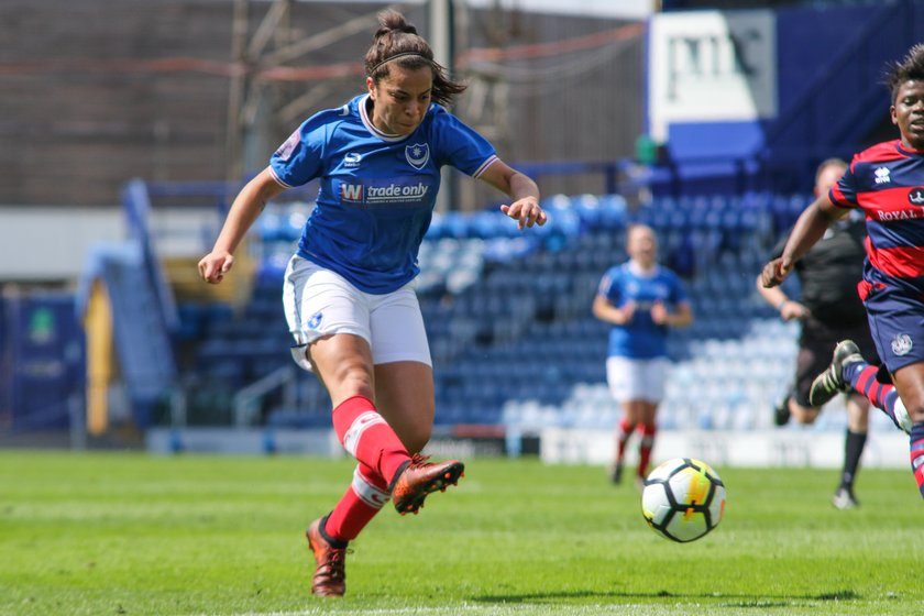 REPORT | Pompey Ladies end the season in style against QPR