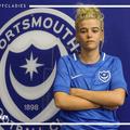 Pompey Ladies Sign Danielle Rowe