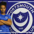 Pompey Ladies Sign Younger