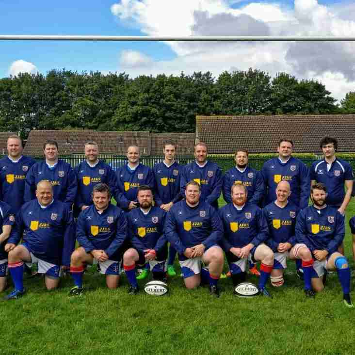 J,J & S Transport Limited – Our New Training top Sponsors 2017-18