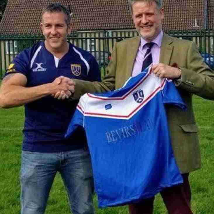Bevirs Law Sets up new Shirt Deal