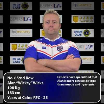 Alan Wicks