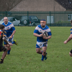 Calne Rugby vs Alfreds Nomads 09/12/17