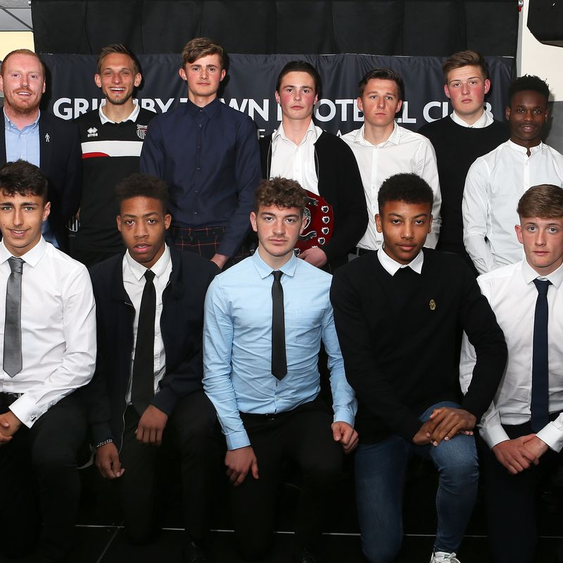 Under 18's End of Season Review