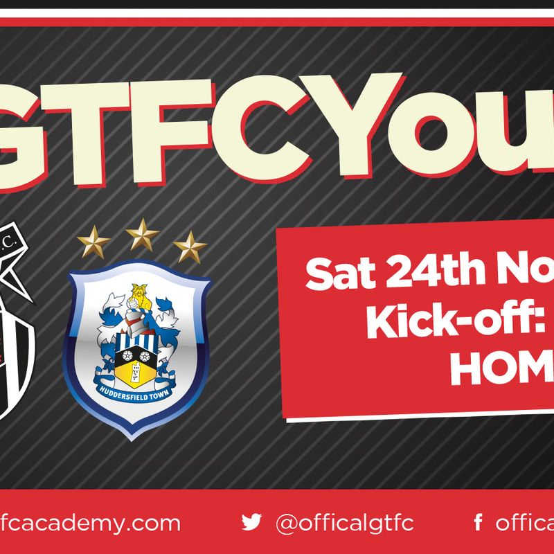 Grimsby Town U18s v Huddersfield Town match preview