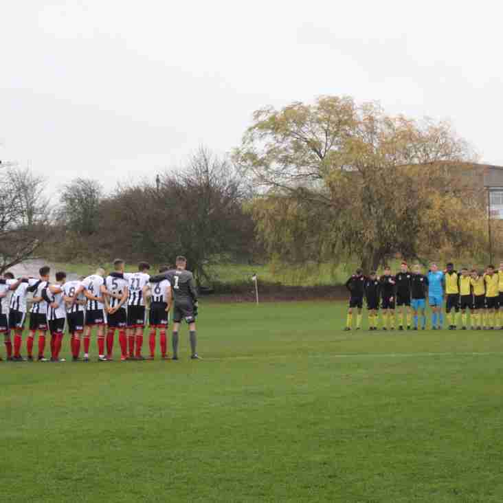 Grimsby Town U18s 2-0 Scunthorpe United match report