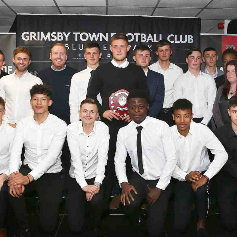 Academy Player of the Year awards 2018-19