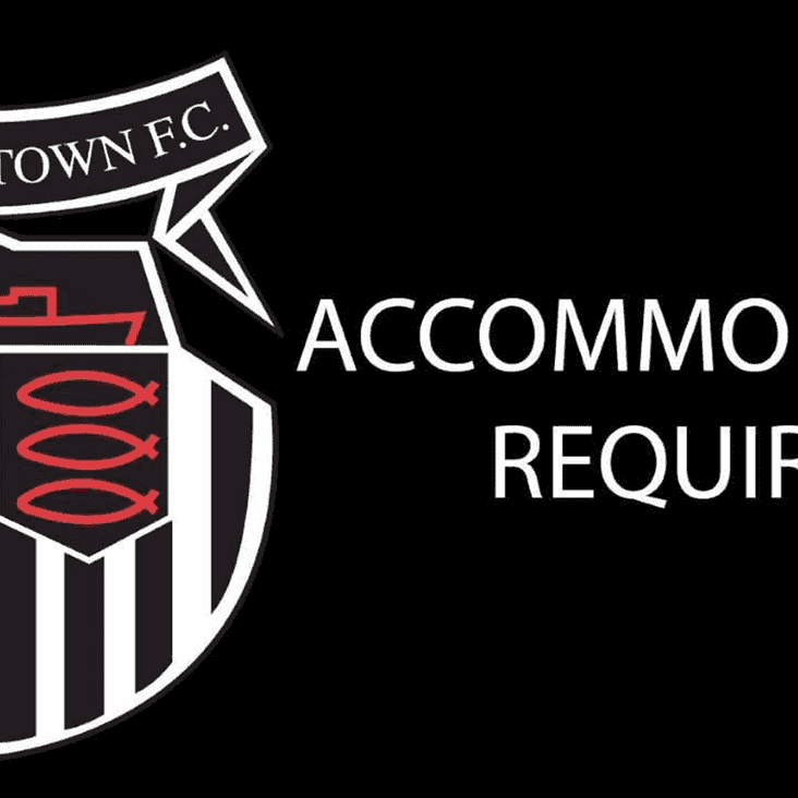 Grimsby Town looking for host families for youth academy scholars