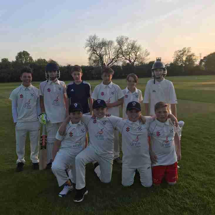 Junior Cricket Results
