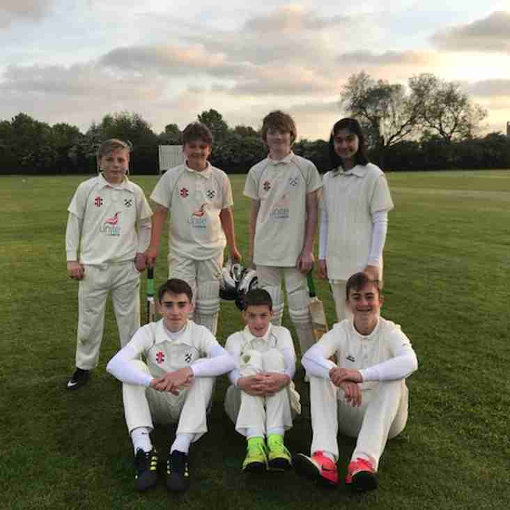 Our Junior Section had a busy week and some mixed results.