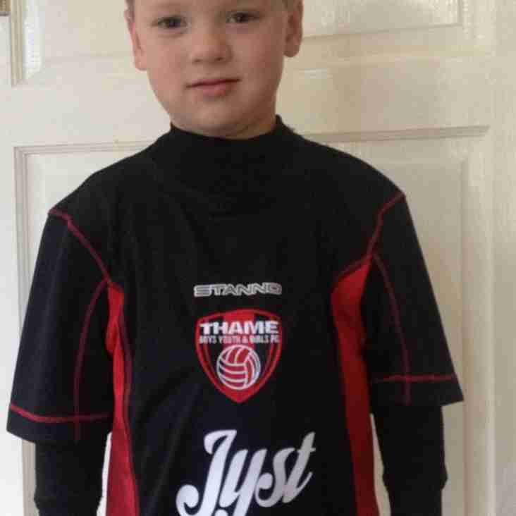 New Training Top for the MIni Kites