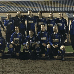 Thame Vets reach 3rd consecutive County Cup Final