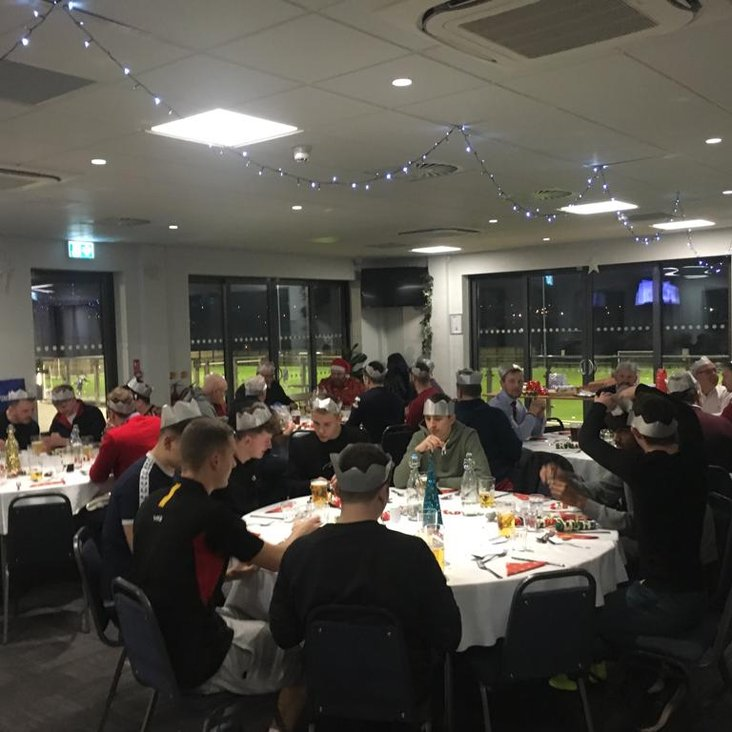 Bish Xmas Party raises £200 for Charity!<
