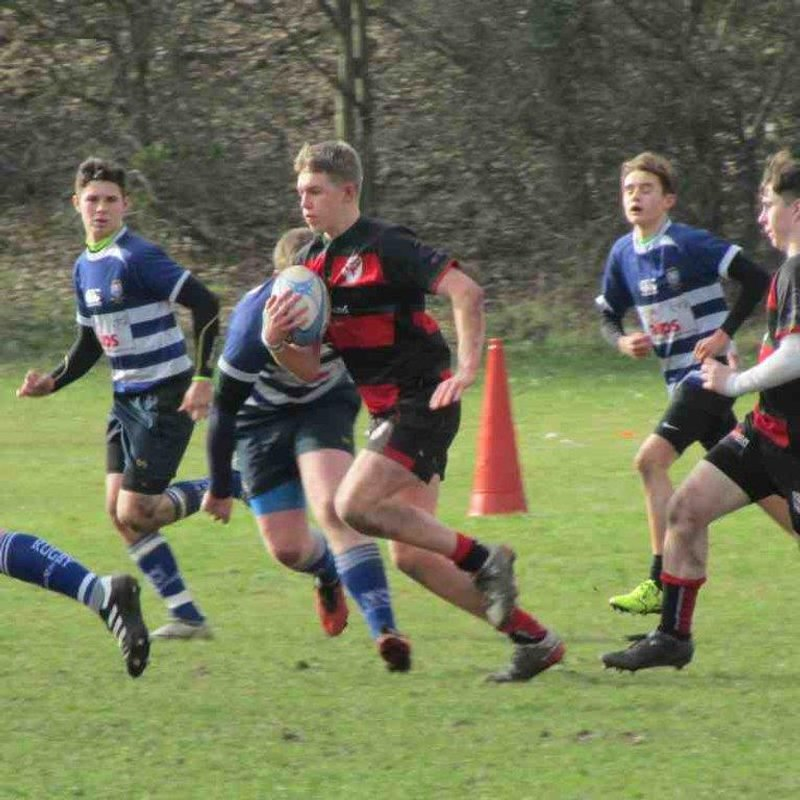 Will Backhouse selected for Liecester Tigers U17 Squad