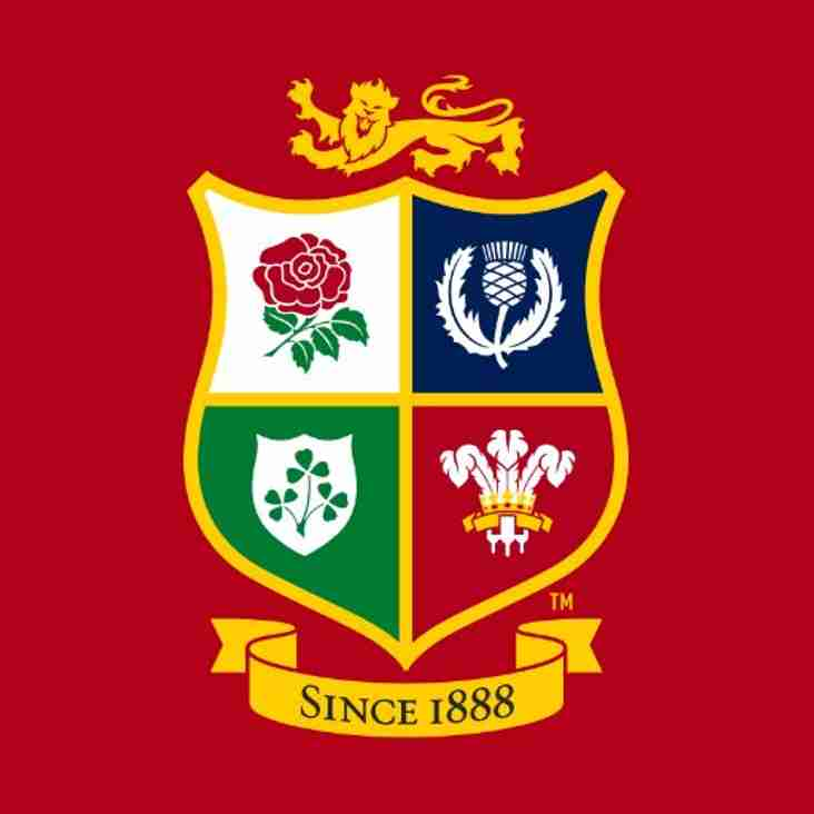 Watch the Lions & Have a Full English with Dronfield Rugby Club - 24th June