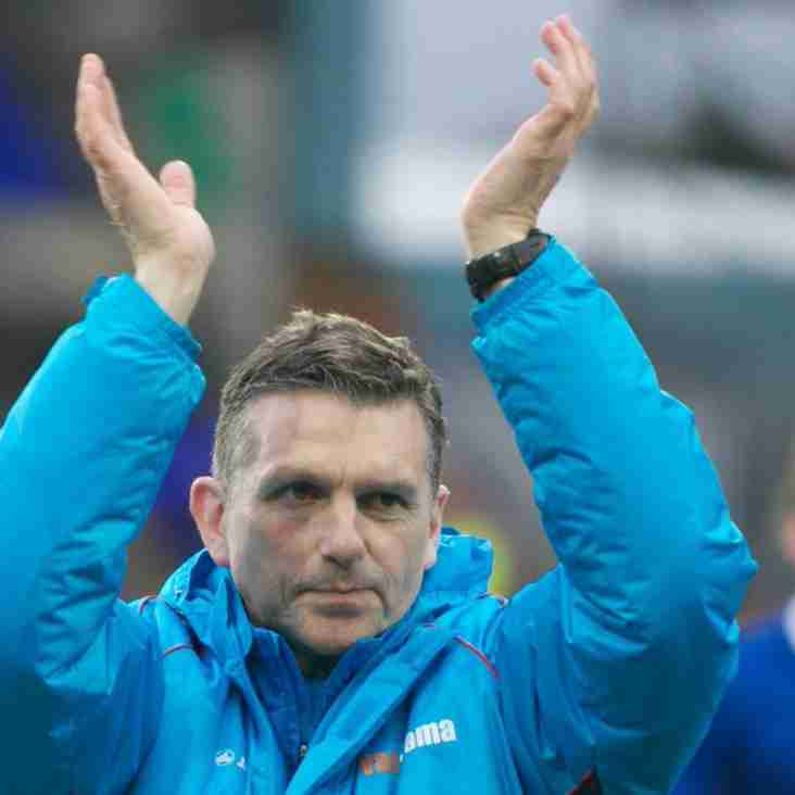 Silkmen Go Top To The Delight Of Boss Askey