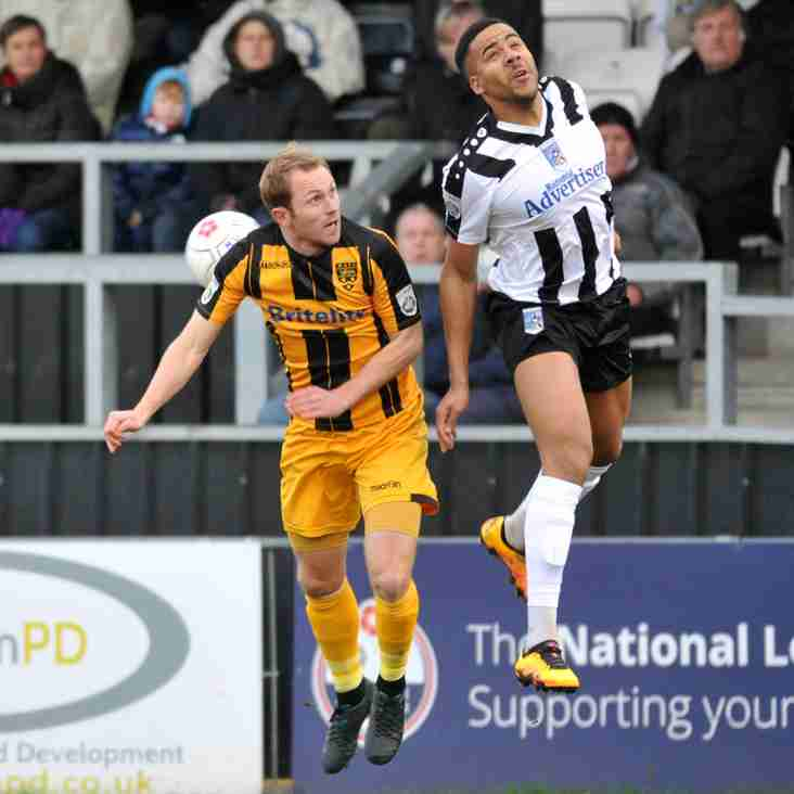 Maidstone Are Back On Track According To Boss Saunders