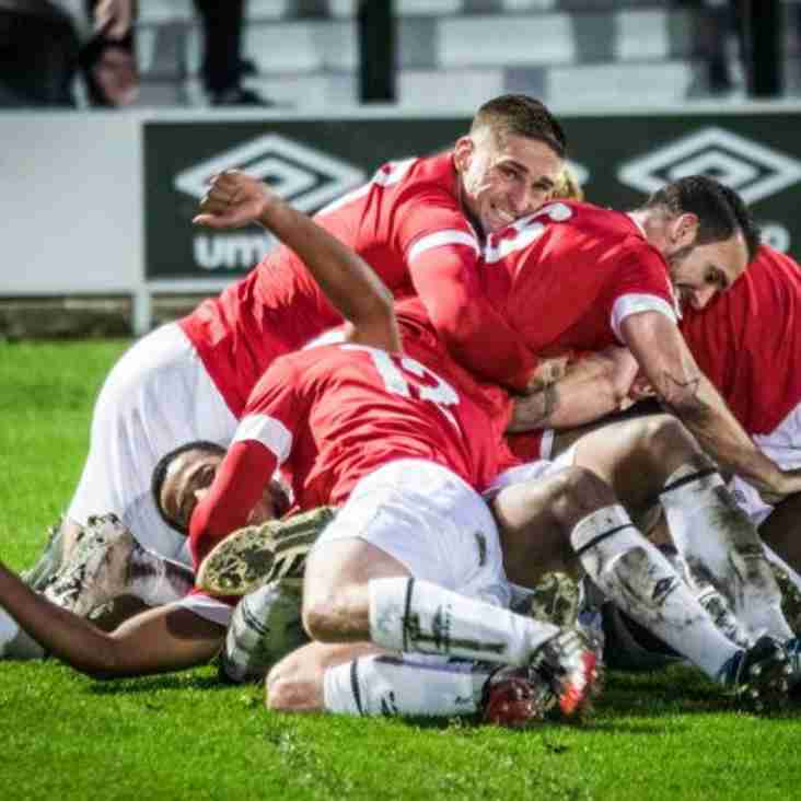National League North Half-Term Report Time Is Here