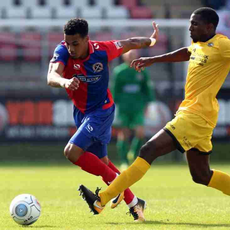 Cousins Impressed By Daggers' Sharp Attacking Options