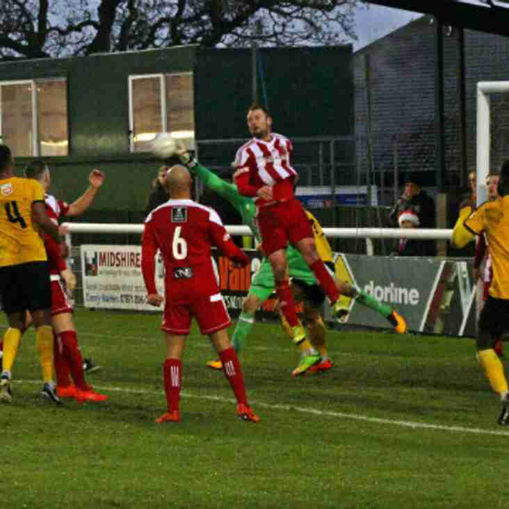 Leamington Boss Holleran Fires Warning To Players