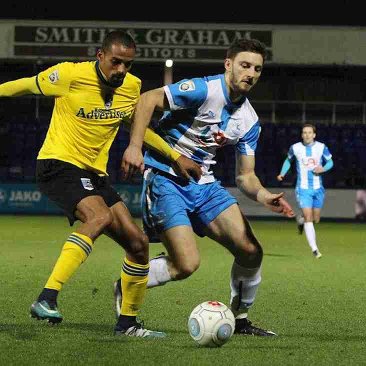 'Frail' Hartlepool Slump To Their Fifth Defeat In A Row