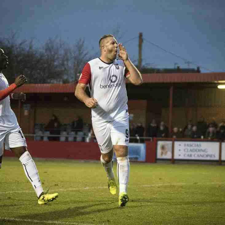 Hat-Trick Hero Parkin Focused On Firing York To Glory