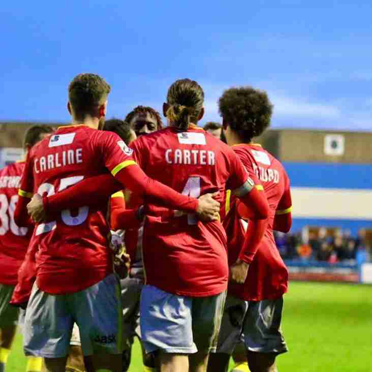 Barrow Victory Is Just The Start For Moors Boss Yates