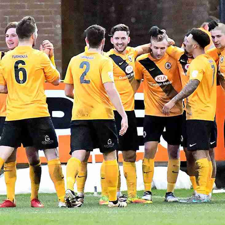 No Curse For Pilgrims As Good Form Continues