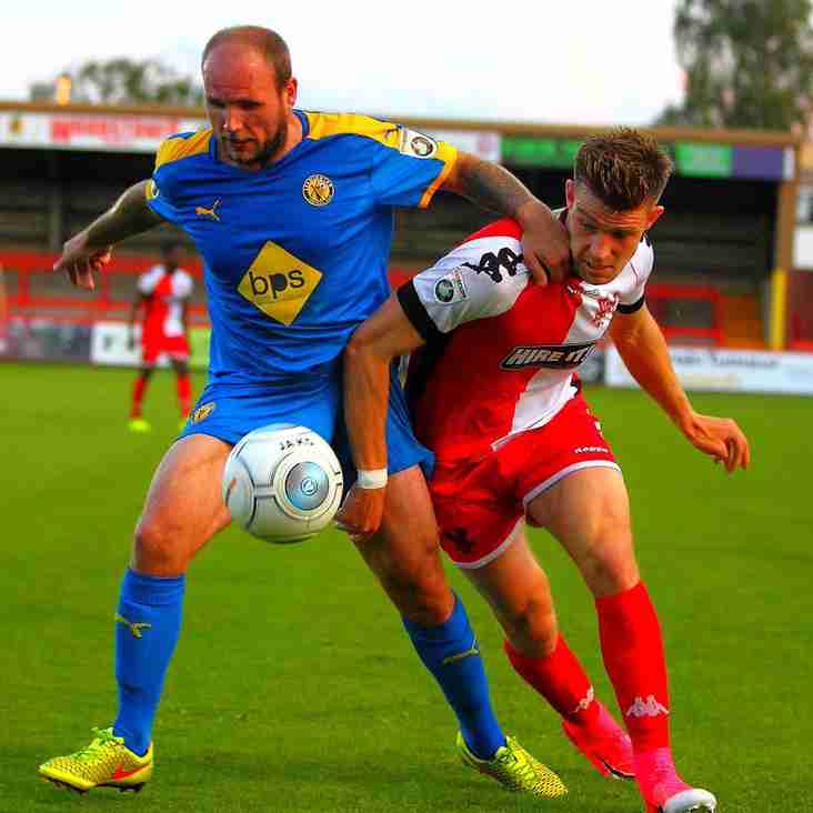 Harriers Stumble But Keep Impressive Unbeaten Run Going