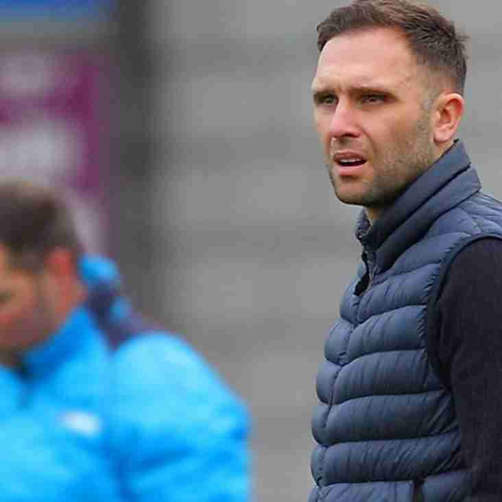 Harriers Getting Stronger, Says Manager Eustace
